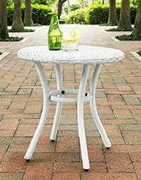 round patio. 4 Round Patio Side Tables In Amazing Styles And Colors .