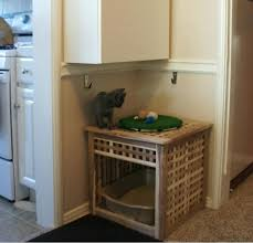 diy cat box cabinet evanandkatelyncom. Diy Modern Litter Box Hider Ikea Hack Hidden Cat Furniture For Cabinet Evanandkatelyncom