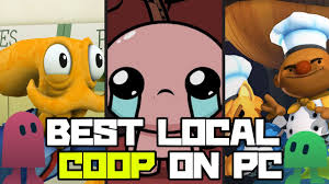 top ten local coop games on pc shared screen
