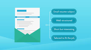 How To Email A Resume 7 Vital Tips To Consider Before Emailing A Resume To An