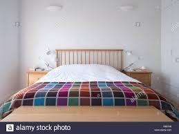 Nach Skandinavischer Art Minimalistische Uncluttered Schlafzimmer