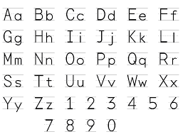 Upper And Lowercase Abc Chart 40 Explicit Alphabet Chart Upper And Lowercase Free Printable
