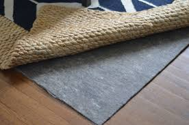 using rug pads hardwood floors durable ideas under mat
