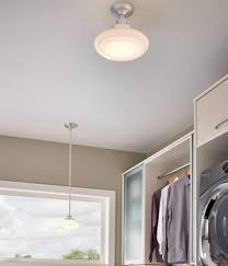 Lighting in room Red Laundryside Kichler Lighting Utility Or Laundry Room Lighting With Combination Of Light Fixtures