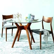 dining chairs set of 4 india round glass dining set round glass dining table glass dining