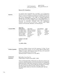 Resume Templates Word For Mac Template For Free Resume Templates Mac ...