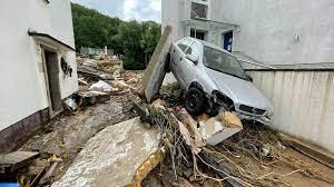 Son dakika Almanya'da sel felaketi: Hayatını kaybedenlerin sayısı 42'ye  çıktı - Yeni Şafak