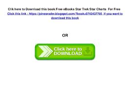 Star Trek Star Charts Book Free Ebooks Star Trek Star Charts For Free