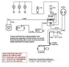 ford 8n wiring diagram side mount images ford tractor 12 volt conversion wiring diagrams