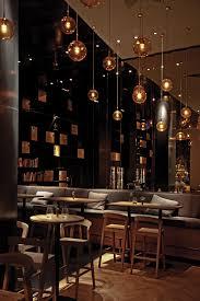 lighting in restaurants. Photo © Georgij Merjas Lighting In Restaurants A