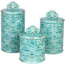 teal kitchen accessories teal coloured kitchen accessories impressive blue ceramic canisters antique blue jar