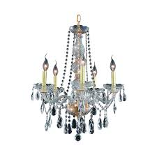 5 light beautiful clear gold with tear drop crystal chandelier in the venetian style this chandelier has egyptian high quality 30 lead asfour crystals