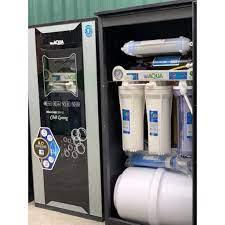 Máy Lọc Nước RO VinAqua 9 Cấp Lọc Tủ Bong Bóng 3D