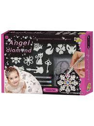 <b>Игровой набор</b> Раскрашивание украшений <b>Angel Diamond</b> ...