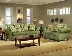Living Room With Green Sofa Luxury Home Design Best On Living Room ...