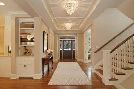 coffered ceiling lighting. Lighting For Apartments With No Ceiling Lights Entry Traditional Tray Vault White Crown Molding Coffered