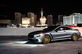 mercedes s550 silver 2017. matte silver mercedes-benz s550 with blacked out emblems and gold savini rims mercedes 2017 o