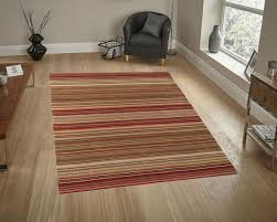 asiatic pimlico red striped rug