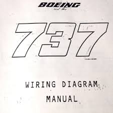 boeing 737 25a airframe wiring diagram manual