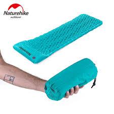 air mattress sleeping bag. Exellent Sleeping Naturehike Outdoor Camping Mat Inflatable TPU Air Mattress Sleeping Bag  Airbed With Pillow Pad 460gin From Sports U0026 Entertainment  For A