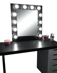 makeup mirror lighting. Makeup Mirror Lighting Impressive Vanity With Lights And Desk Great Make Up Best Ideas Hollywood Table A