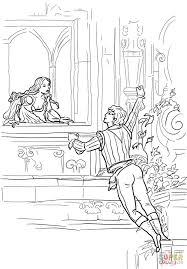 Coloriage De Romeo Et Juliette L L L L L L L L L L L