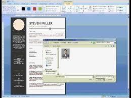 Edit Resume How To Edit Cv Resume In Microsoft Word Photoshop Youtube