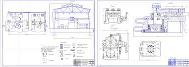 Курсовая работа по технологии машиностроения курсовое  Дипломный проект Технология производства деталей типа Крышка