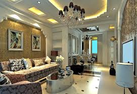 Delighful Interior Design Living Room Classic Carameloffers E To Decorating Ideas