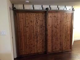 bypass barn door hardware kit plan fantastic diy