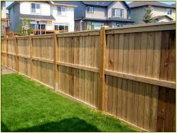 Small Picture Exteriors Lovable Backyard Fence Designs Ideas Home Interiors