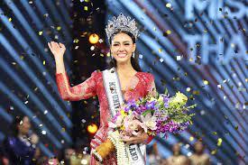 Amanda Obdam is Miss Universe Thailand 2020 - Missosology