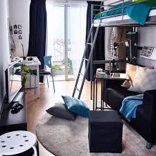 Bedroom: Beautiful Modern Dorm Room Design - Dorm Rooms