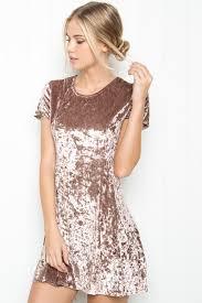 Brandy ♥ Melville  Meari Velvet Dress - Dresses - Clothing