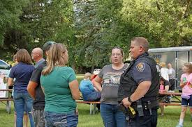 Residents meet with new neighborhood patrol officers | Crime & Courts |  postregister.com