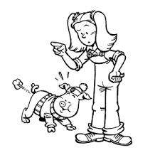 Leuk Voor Kids Big En Betsy Kleurplaten