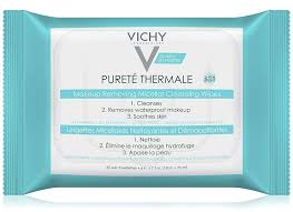 amazon vichy pureté thermale micellar makeup remover wipes 25 count luxury beauty