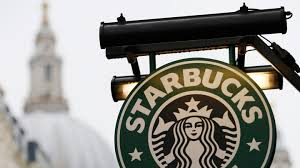 starbucks sign letters. Brilliant Letters A Starbucks Coffee Sign Near St Paulu0027s Cathedral In London Intended Sign Letters S