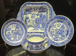 Blue Willow Pattern Amazing Design Ideas