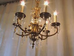 antique brass and crystal chandelier cleaner best home decor ideas