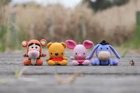 Winnie The Pooh Crochet Pattern Unique Design Inspiration