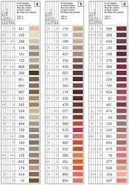 Coats And Clark Thread Chart 48 Conclusive Coats Astra Thread Color Chart