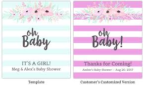 How To Make A Custom Label From A Template; Step By Step Guide.