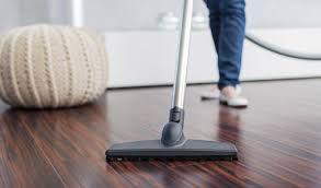 weekly schedule vacuum mop