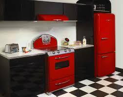 Red Kitchen Decor Red And Black Kitchen Decor Ideas Kitchen And Decor