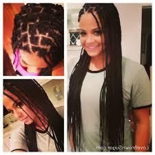 hairstyles box braids