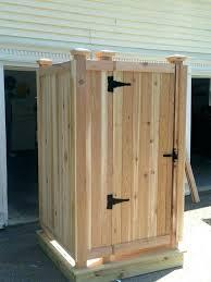 outdoor shower enclosures portable enclosure camping