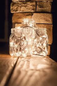 lighting in a jar. The Most Popular Mason Jar Lights Ideas! Including Using Jars And String To Lighting In A