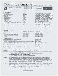 sample photography resumes actors resume sample popular acting cv template uk acting resume