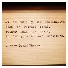 Henry Thoreau Quotes Classy Henry David Thoreau Quote Typed On Typewriter And By Farmnflea